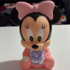 Vintage 90s Arco Minnie Squeak Toy